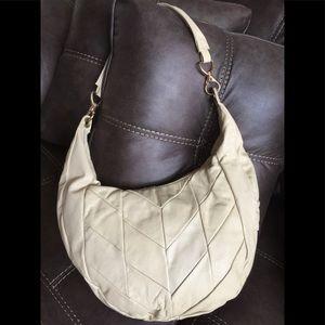 Beautiful Italian leather bag, new never used.